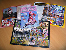 Classic BMX Magazine No5 Old School Hutch Mongoose Skyway Redline Haro GT JMC SE