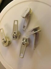 #5 zipper pull zinc zipper puller Standard style anti brass 3.4cm x 1cm H103