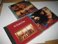 MOVIE THEMES CD LOT OF 3: CITY OF ANGELS/ SMALLVILLE/ ST ELMO'S FIRE
