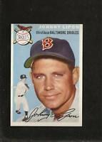 1954 Topps #19 Johnny Lipton NM-MT