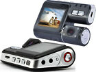 720P Full HD Dash DVR Car Camera IR Recorder Crash Cam Support 32GB Card