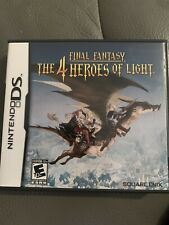 NINTENDO DS FINAL FANTASY : THE 4 HEROES OF LIGHT Game - ESRB