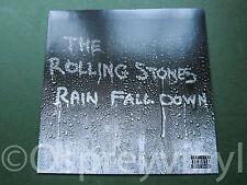 "The Rolling Stones Rain Fall Down Mint UK 7"" single M/M"