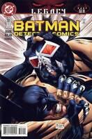 DETECTIVE COMICS #701 NM, Batman, Bane, DC Comics 1996 Stock Photo