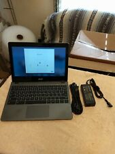Acer C720-2844 11.6 inches Intel Celeron 4GB RAM 16GB SSD Chromebook