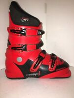 Rossignol Comp J Junior Downhill Ski Boots 23.5 5.5 274mm Black/Red