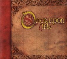 """Once Upon A Time Postbound Scrapbook Album 12""""x12"""" DCWV"""