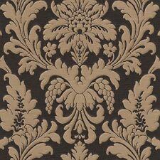 Vlies Tapete Trianon 513691 Rasch Barock Ornament retro edel pompös Braun