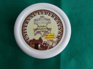 Balsam Lederbaisam Lederpflege (EUR 2,96/100ml) reinigt pflegt mit Bienenwachs