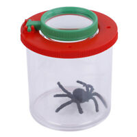 Magnifier Backyard Explorer Insect Bug Viewer Collecting Kit for Children NTJCAU