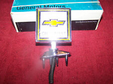 73 -82 Chevy  truck K5 Blazer Suburban hood ornament C10 C20 K10 GM NOS 461619