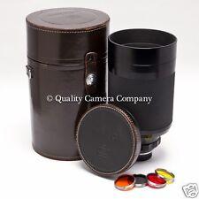 Early Nikon Nippon Kogaku Reflex-NIKKOR 500mm (50cm) f/5 Pre-Ai Telephoto Lens