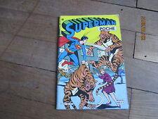 PETIT FORMAT BD COMICS SUPERMAN POCHE # 48 sage 1981 XX