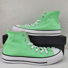 Converse Chuck Taylor All Star Hi Top Lt Aphid Green 164396F unisex