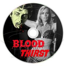 Blood Thirst (1971) Horror Movie / Film on DVD