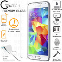 Genuine Gorilla Tempered Glass Film Screen Protector For Samsung Galaxy S5 Neo