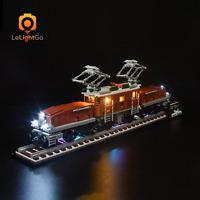 LED-Beleuchtungsset für LEGO 10277 Crocodile Locomotive LEGO Creator Light Kit
