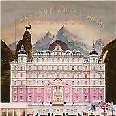Wes Anderson - Grand Budapest Hotel [Original Motion Picture Soundtrack] NEW