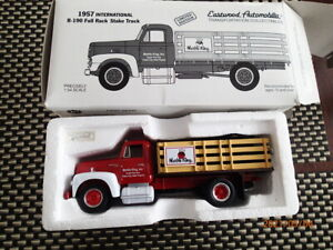 Mint Marble King 1995 Limited Edition Truck with  Marbles
