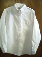 Flynn O'Hara Oxford Shirt Blouse Girls Size 16 New Wrinkle Free