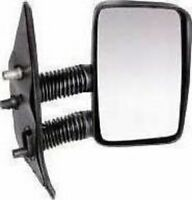 Pour Fiat Ducato Mk2 Van de 1994-1998 Manuel Bras Long Porte Miroir Noir Droit