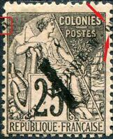 """COLONIES SAINT-PIERRE-et-MIQUELON N° 45 NEUF(*) Variétés """"VOIR DESCRIPTIF"""""""