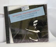 Beethoven - symphonien No. 5 & 7 Wiener philharmoniker, Carlos Kleiber  (CD) NEW