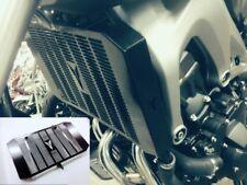 Yamaha MT09 2013 onward Stainless Steel Radiator Guard Protector Cover Black