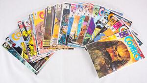 RARE Dark Horse Comics (Anthology Intro Series) 1 - 25 COMPLETE SET, VF to NM
