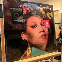 """Aretha Franklin: Aretha SEALED LP Arista AL-8442 1986 """"I Knew You Were Waiting"""""""