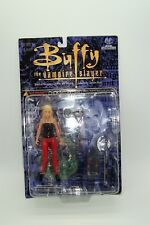 Superbe Figurine BUFFY neuve Moore Action Collectibles 14cm