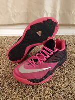 Nike Zoom Run The One Black Hyper Pink BCA Harden Basketball Shoes Mens sz 7
