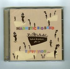 CD (NEW) MAGNETIC BIG BAND REPETITION