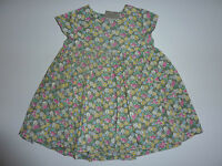 NEXT Really Pretty Little Khaki Ditsy Dress NWT