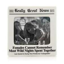 Really Great News Wild Nights Together 4 X 5 Photo Frame 4037242