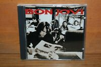 BON JOVI - Crossroads The Best of Bon Jovi CD 1994 Polygram  ***VG CONDITION***