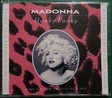 MADONNA - Hanky Panky (CD Single) Made in Germany - rare retro 1990 3 track CDS