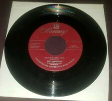 The Diamonds 45 Faithful and True / Little Darlin' Mercury vg+