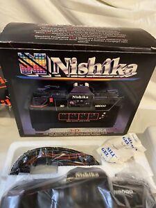 NISHIKA N8000 35MM 3D CAMERA IN ORIGINAL BOX (NOS) (NIB) w/New Case