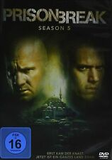 Prison Break - Die komplette Season 5 [3 DVDs] gebr.-gut