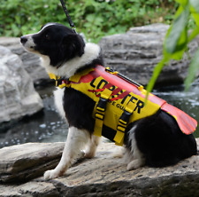 Pet Dog Cosplay Life Jacket Puppy Saver Life Vest Swimming Surfing Safety vest