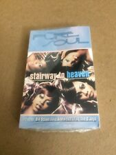 PURE SOUL STAIRWAY TO HEAVEN FACTORY SEALED CASSETTE SINGLE 1