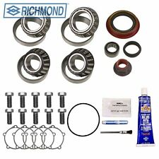 """Richmond Gear Complete Ring and Pinion Installation Kit Ford 8"""" 8310151"""