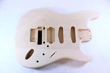 Unfinished Basswood Strat Stratocaster guitar body - GFR -fits fender necks AJ05