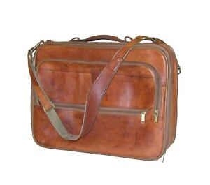 """Hartmann Belting Leather 18"""" 2-Compartment / Carry-On Brief"""
