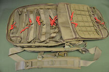 TSSI TACTICAL M-9 TACOPS M9 Medic Medical Assault Backpack MOLLE Coyote Tan