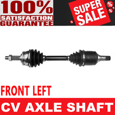 FRONT LEFT CV Axle Shaft For NISSAN MAXIMA 00-08 Automatic Transmission