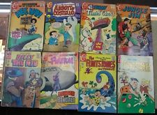 Charlton Comics Lot of 15 Vintage Comic Books (FC2-3)