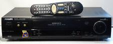 S-VHS Videorecorder Philips VR1100 6 head HiFi Stereo gewartet 1 Jahr Garantie