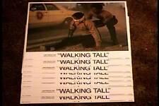 WALKING TALL 1973  11X14 LOBBY CARD SET BUFORD POSSER CLASSIC